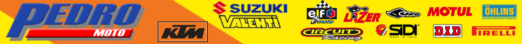 Pedro Moto - concessionario Suzuki Valenti Moto