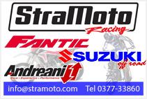 Stramoto, concessionario Suzuki, vendita riparazione multimarche